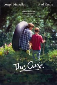 Spoiler alert: the kid on the right dies of  AIDS. This is my mom's idea of an uplifting narrative.