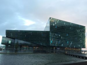 Harpa is amazing. I just wish I could remember why.